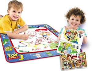 Toy Story Remarkable Mat & BOOK RM75 (Pre-order only)