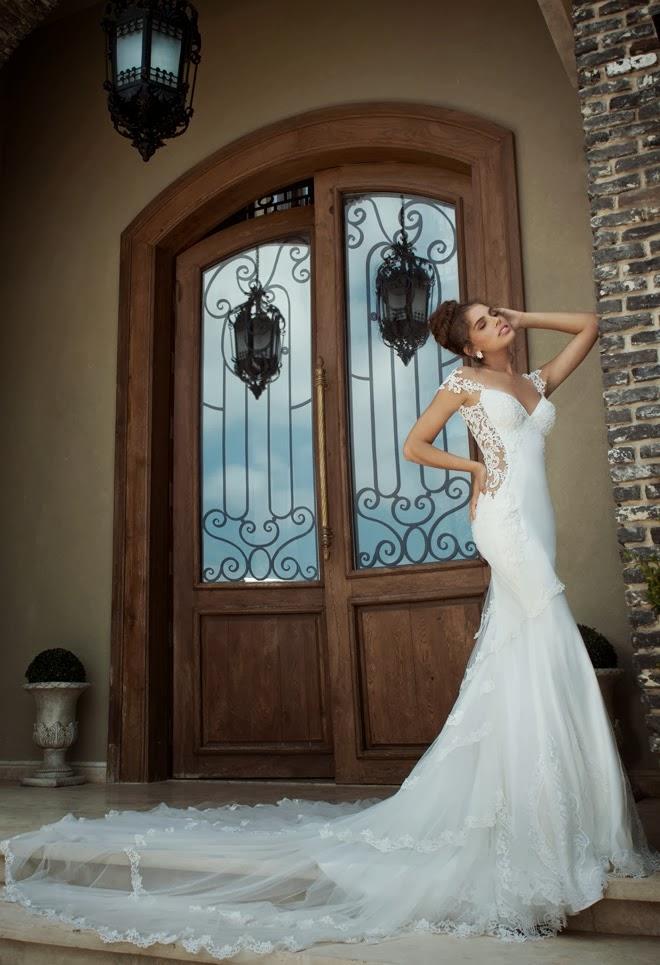 Galia Lahav : The Empress Deck Bridal Collection 2014 | Luxury Passion