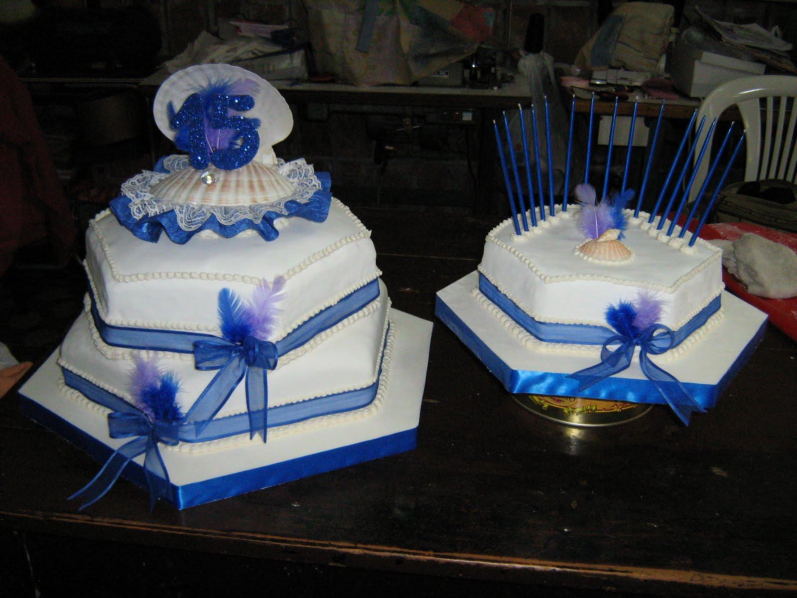 Tortas de 15 años decoradas - Imagui