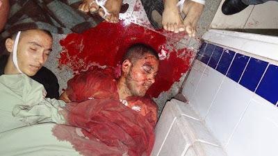 Kenyataan Najib mengenai  isu berdarah Mesir