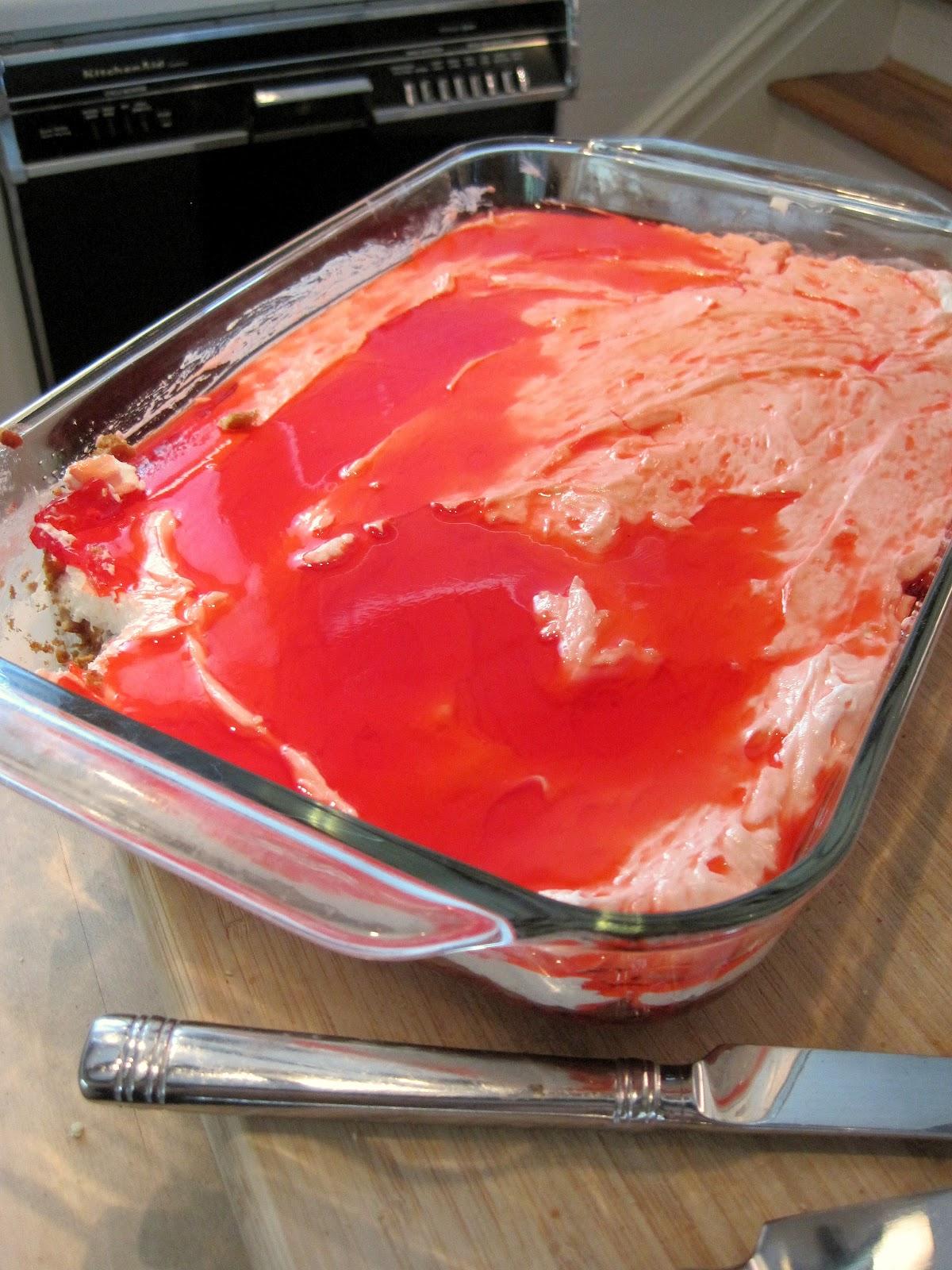 how to make layered jello mold