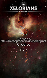 Xelorians - Space Shooter Free Apps 4 Android