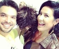 Após receber críticas, Scheila Carvalho revela que só estava usando peruca