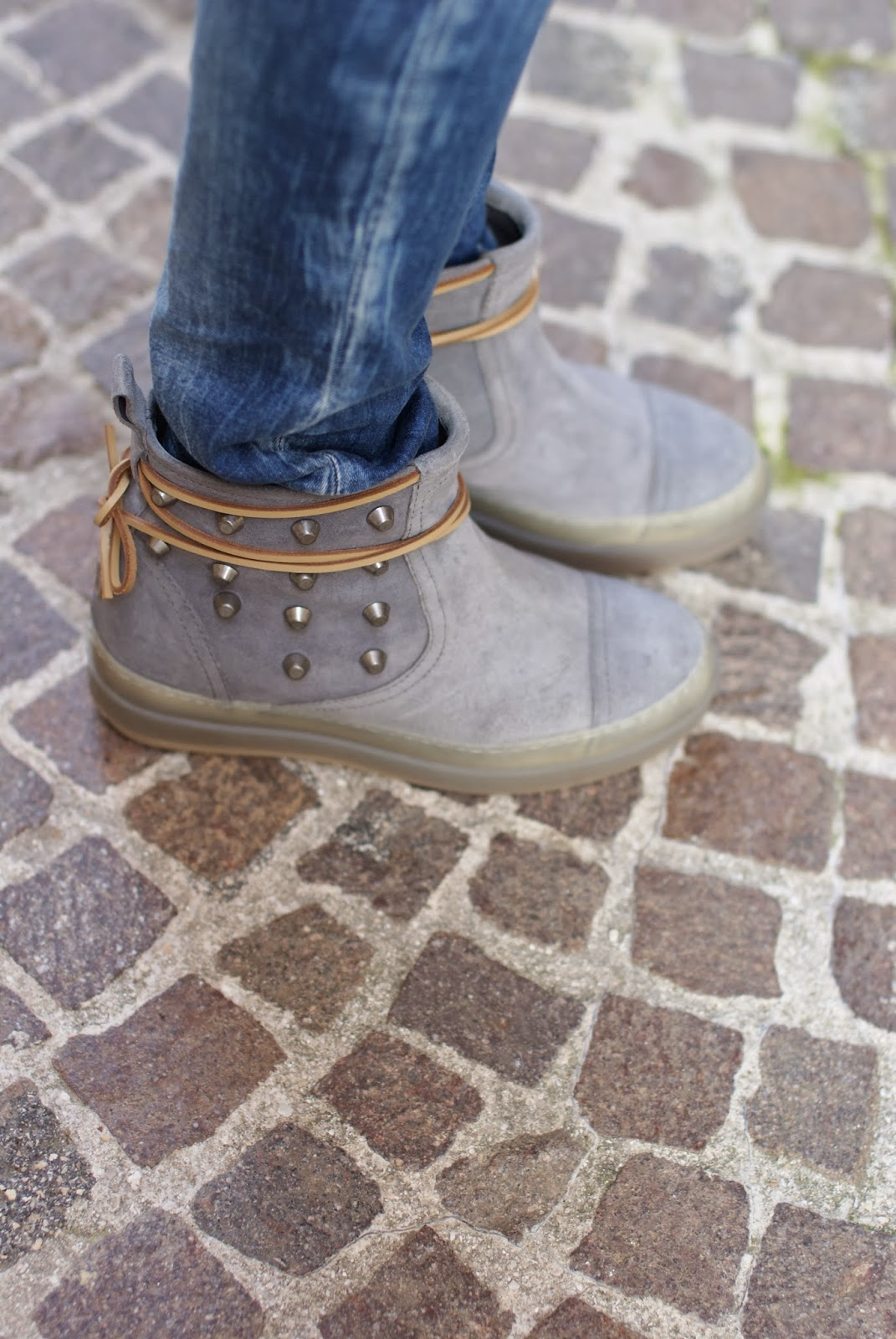 Ruco Line Ariel boots, Ruco Line Hammer grigio, Fashion and Cookies, fashion blogger