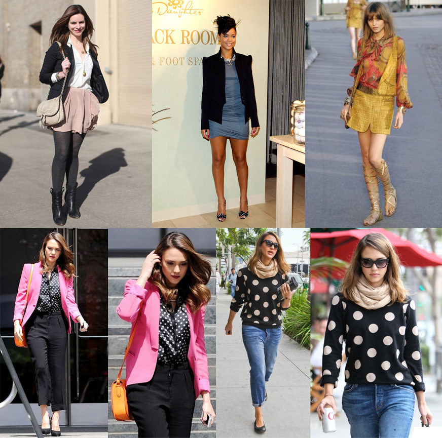 Latest Fashion Trends for Women 2013