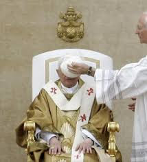 Custard pie and Pope