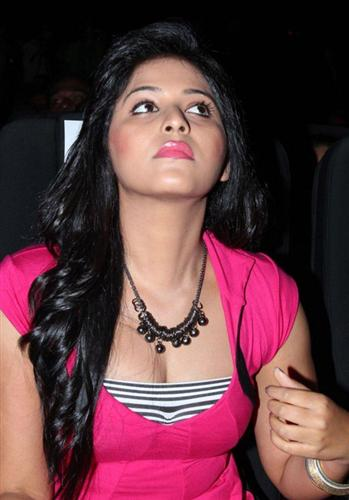 Actress Anjali latest spicy stills at Settai movie audio launch function
