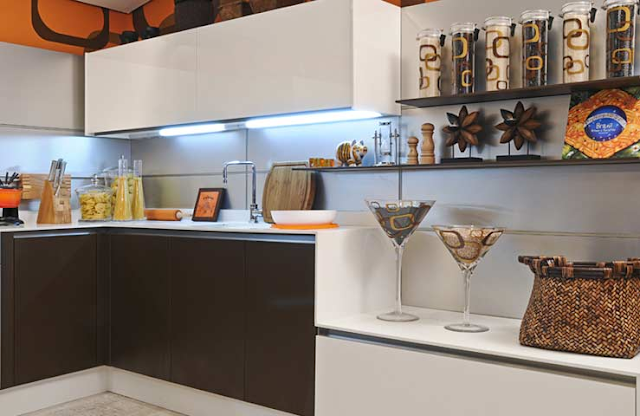 Decoracion cocina moderna cozinhas kitchen diseno de for Decoracion de interiores cocinas modernas