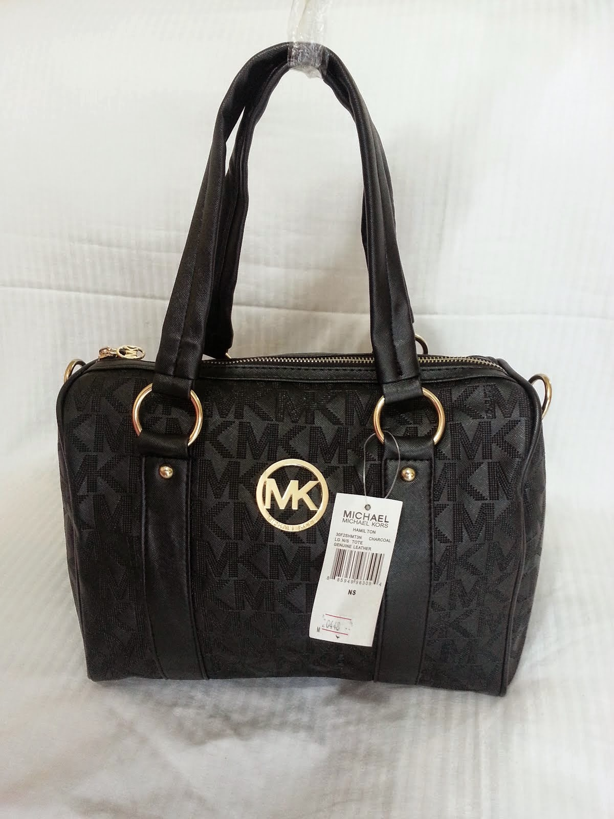 CARTERA MK NEGRA 0448