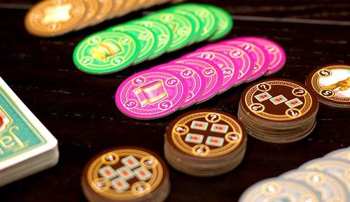 Настольная игра Jaipur, boardgame