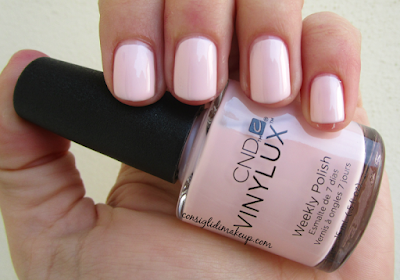winter glow cnd vinylux aurora collection