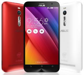 Asus Zenfone 2 ZE550ML Android Phone Harga Rp 2 Jutaan