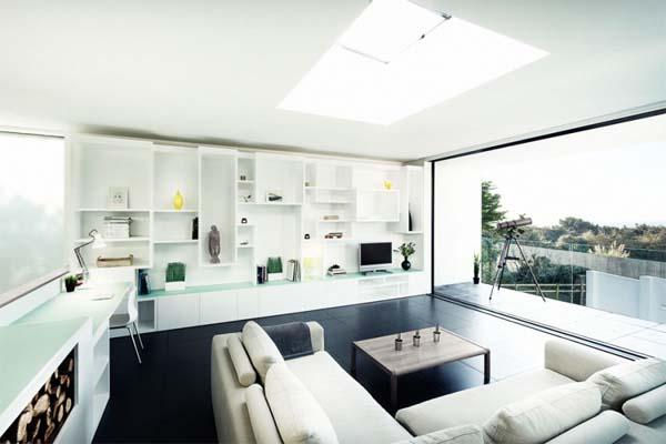 interior Zinc House