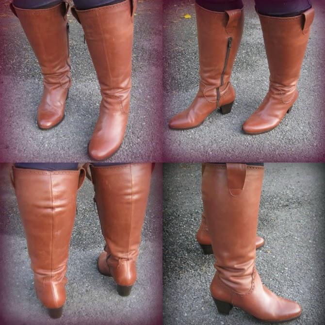 stivali per polpacci grossi