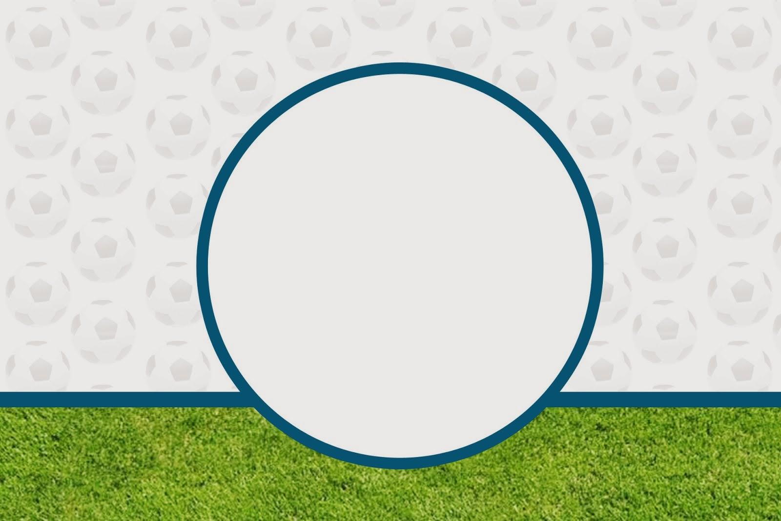 Free Printable Soccer Invitations