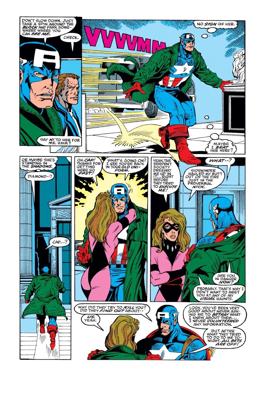 Captain America (1968) Issue #381 #314 - English 6