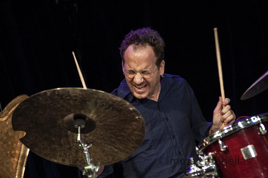 Scott Amendola, Nova Jazz Cava, Terrassa 19-3-2015