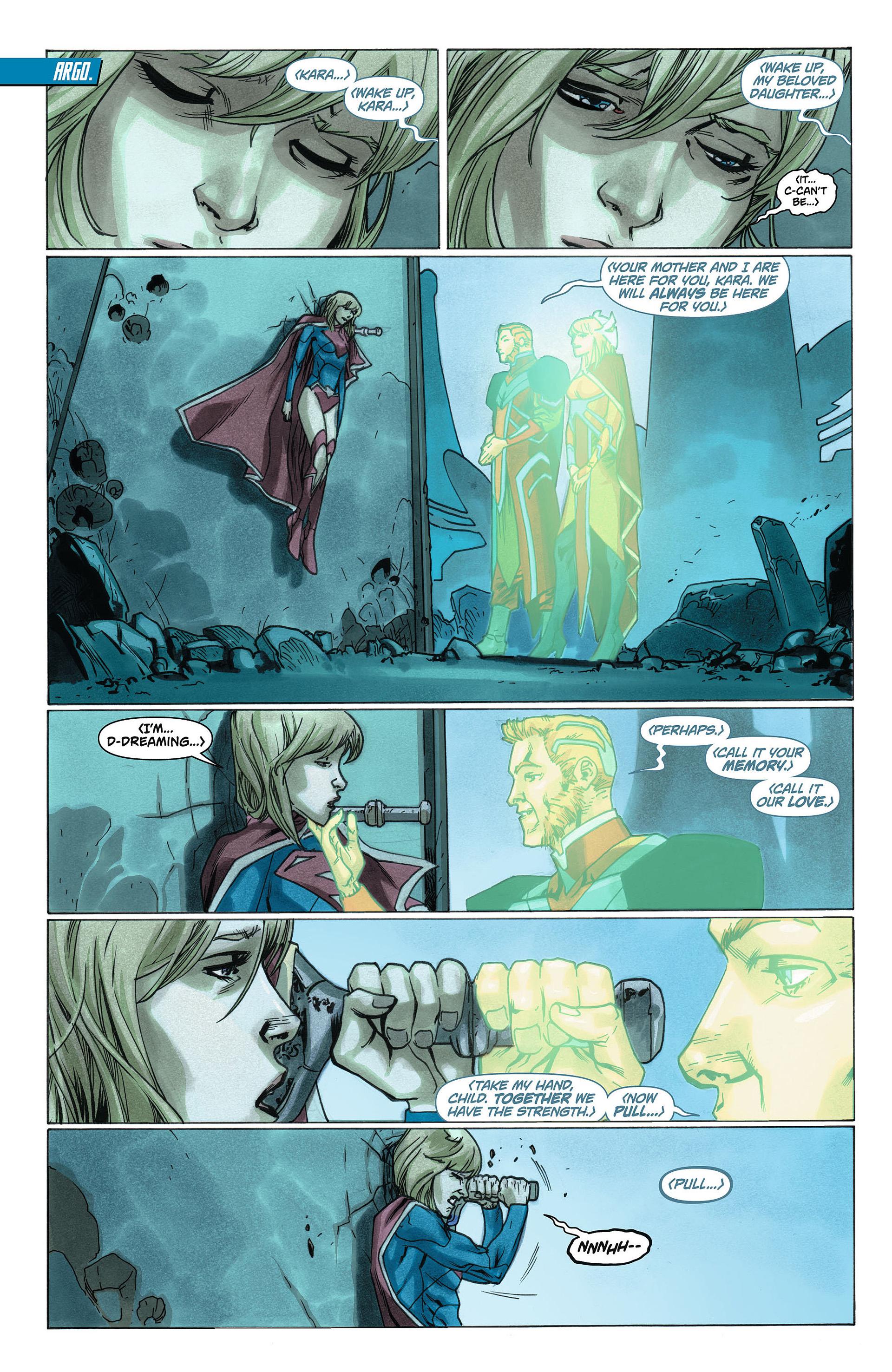 Supergirl (2011) Issue #6 #8 - English 9