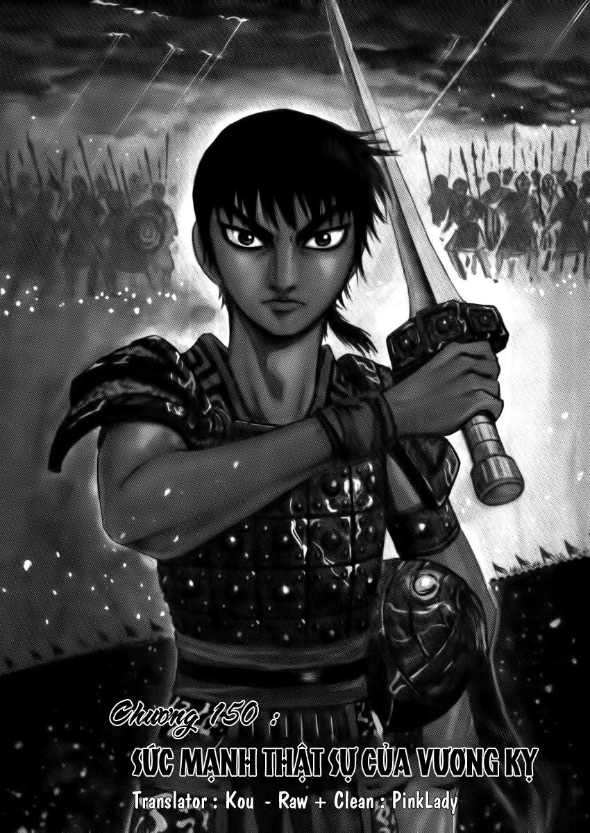 Kingdom – Vương Giả Thiên Hạ (Tổng Hợp) chap 150 page 2 - IZTruyenTranh.com