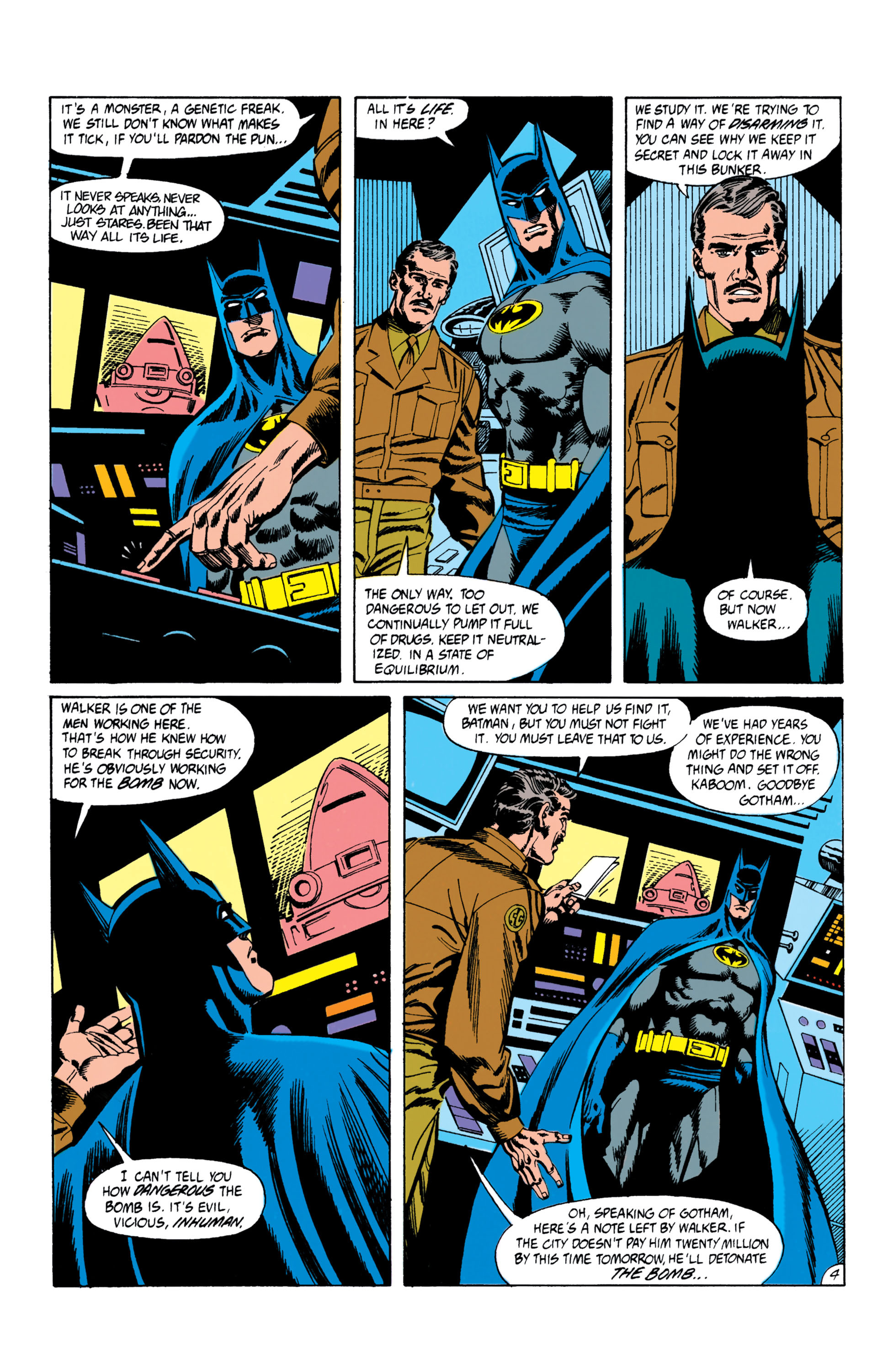 Detective Comics (1937) Issue #638 Page 5