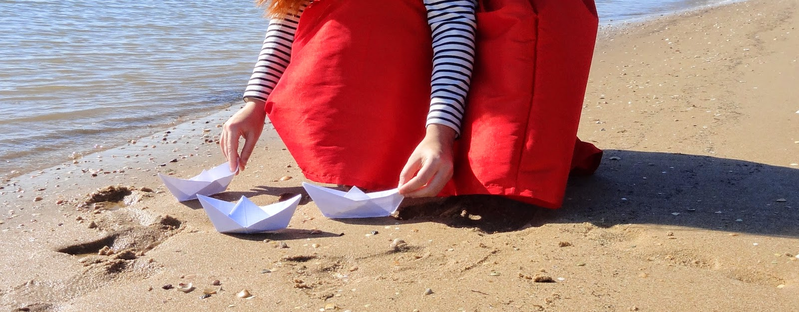 paper boat