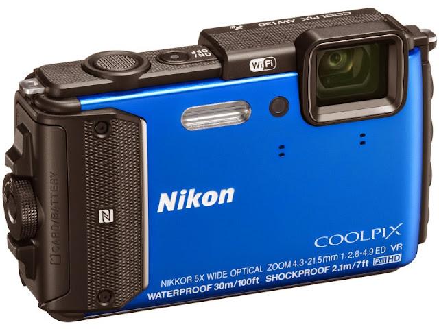 Nikon AW130