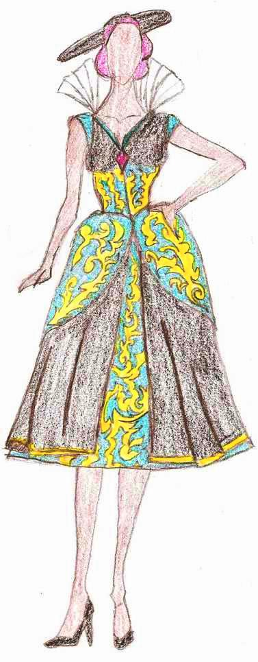 In My Fashion Blog Reading Your Style Survey Of Historic Costume Part 3