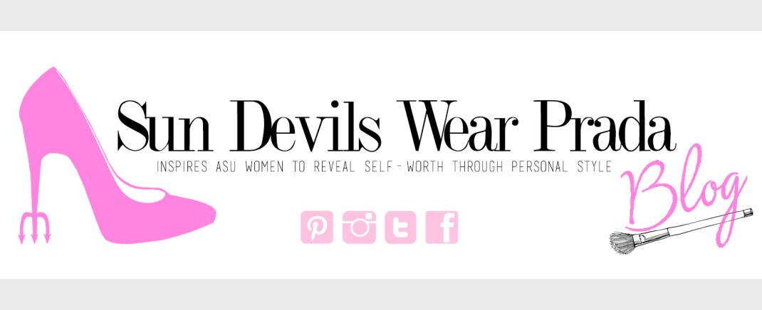 Sun Devils Wear Prada
