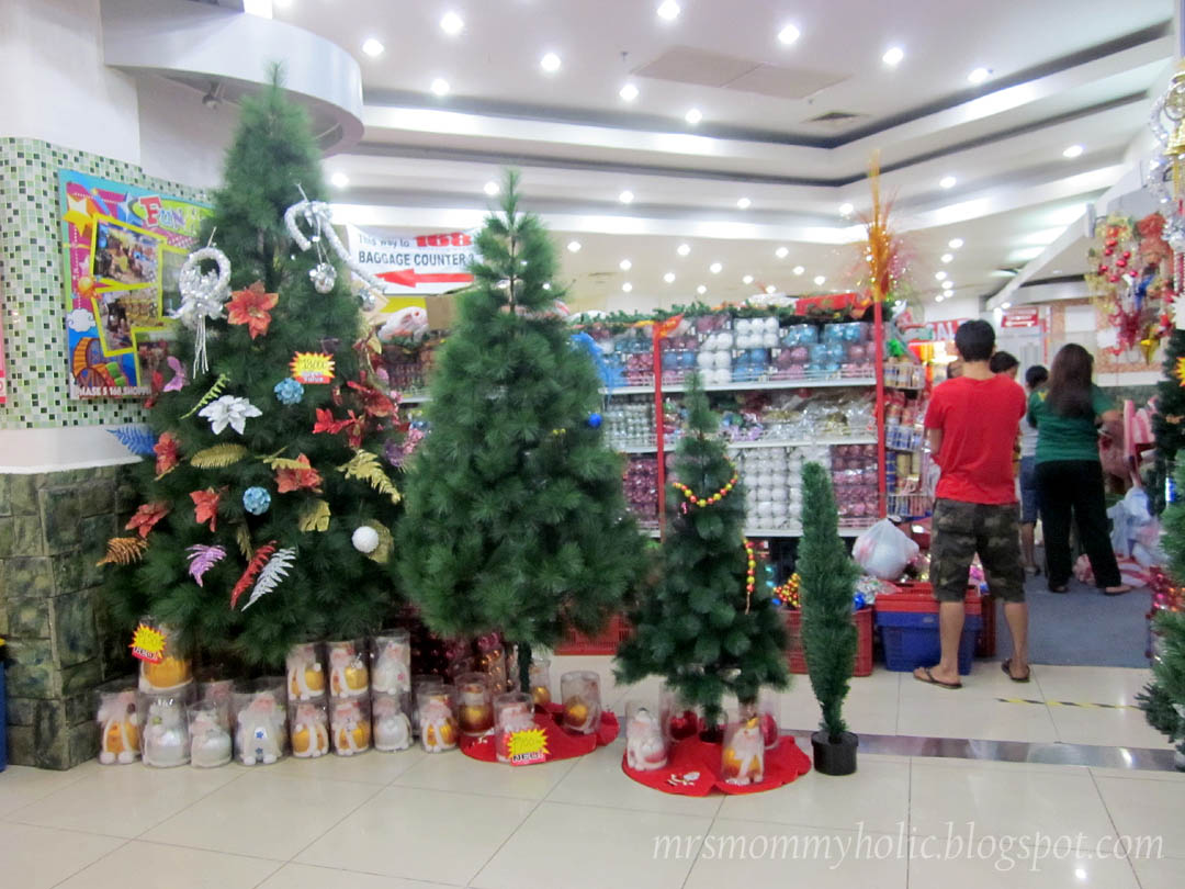 Mrsmommyholic divi day Christmas tree decorating ideas philippines