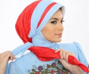 Model Jilbab Trend tahun 2013
