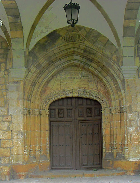 Iglesia de Santamaria de Cudeyo
