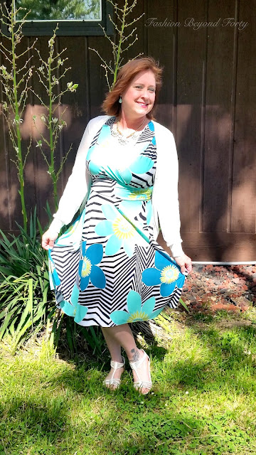 Summer Fun and a Karina Dress