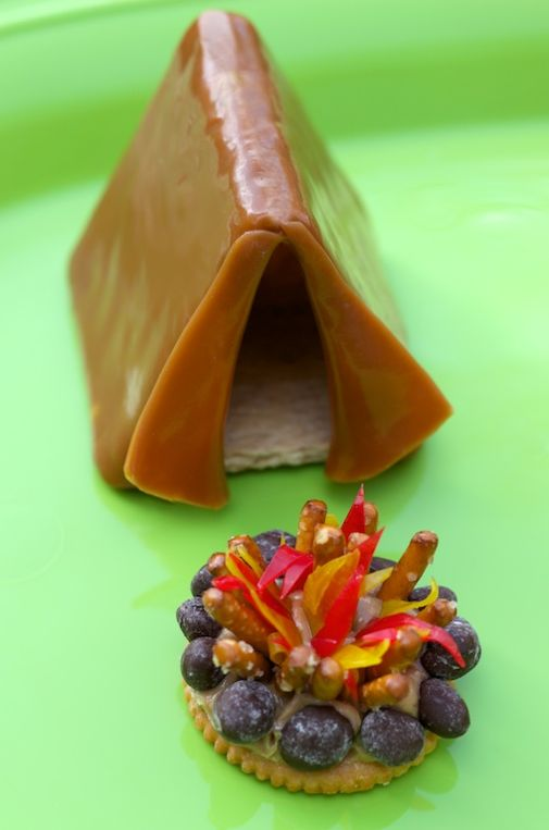 Project Denneler Camping Treats