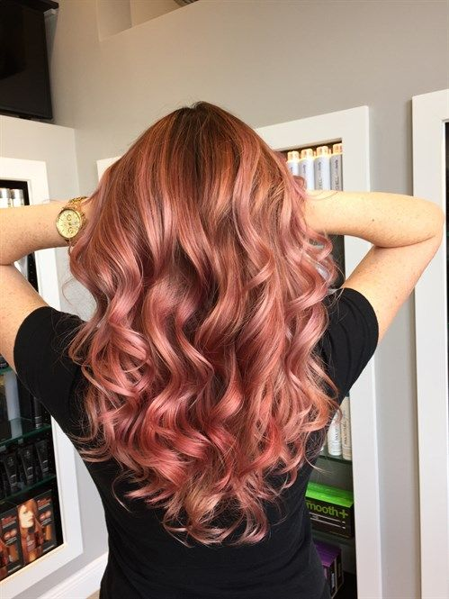 beauty, hair, summer, trends, hair colour, hair styles, inspo, inspiration, ideas, blonde, long bob, pastel, rose gold, 2015, youwishyou,