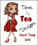 DT for Time for Tea Designs