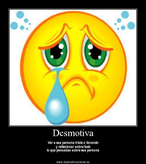Caras trites llorando - Imagui