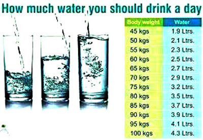 How Much Fluid To Drink Per Day