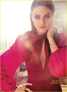 Mila Kunis - Flare magazine August 2011 issue
