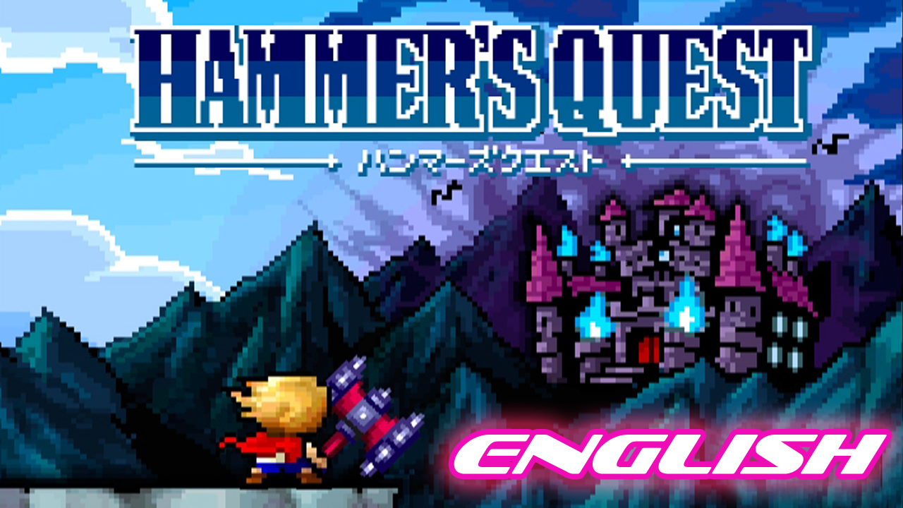 Hammer's Quest English Gameplay IOS / Android