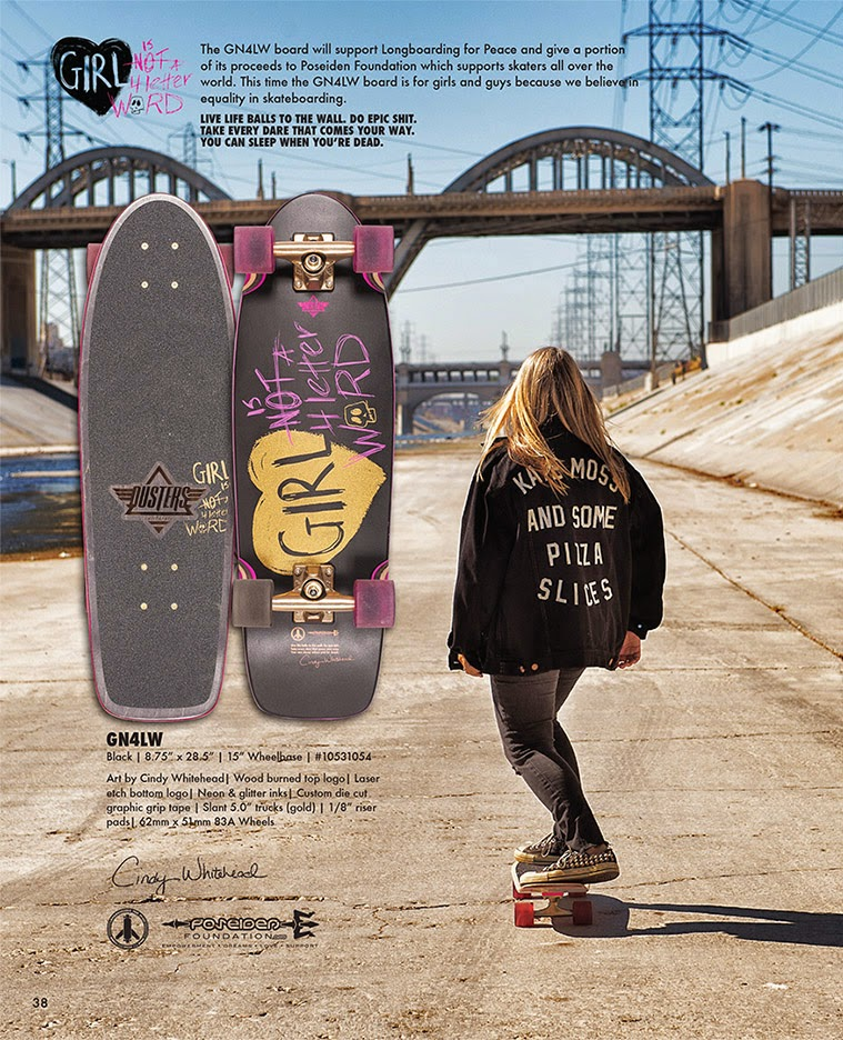 Get the Dusters x GN4LW Board