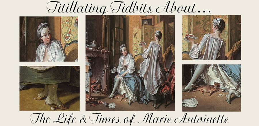 Titillating Tidbits About the Life and Times of Marie Antoinette
