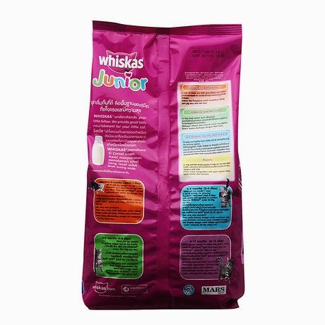 Review Makanan Kucing Whiskas Junior Kitten Radiokucing Com