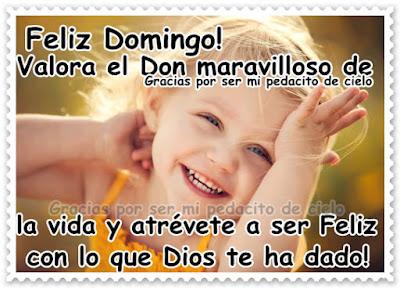 Imagenes Domingo en familia