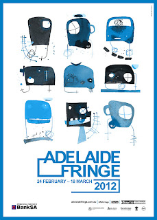 i gots the post adelaide fringe festival 2012 blues!