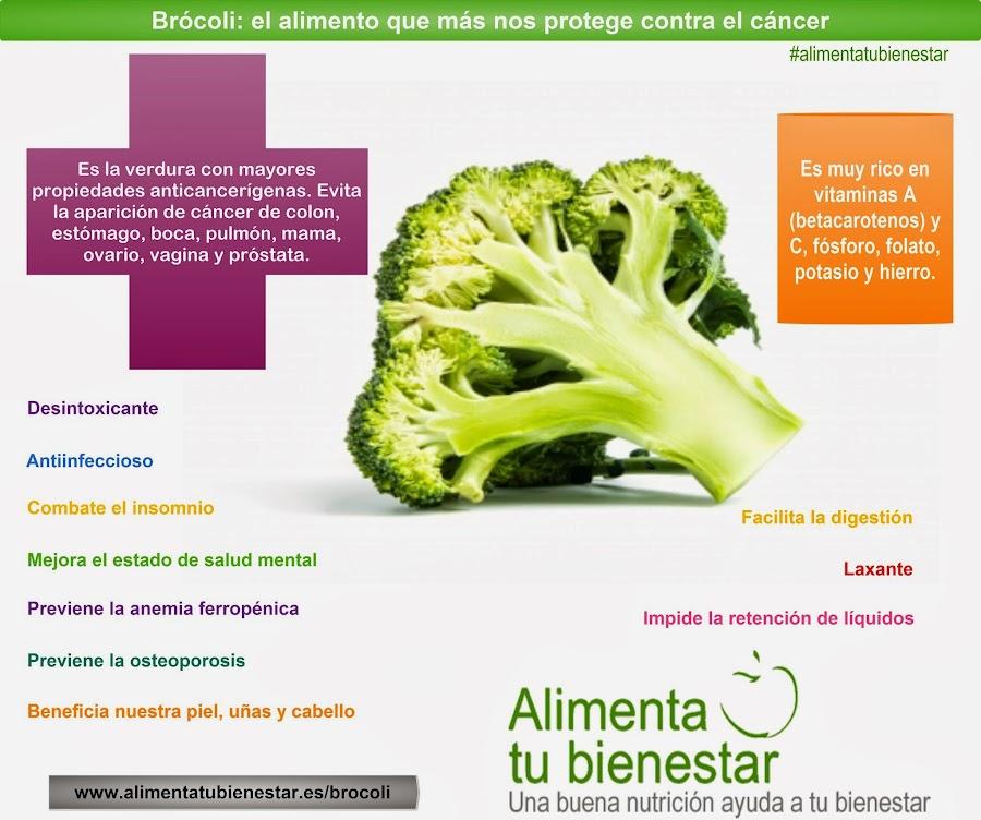 Brócoli: ¡no puede faltar en tu menú! Descubre por qué