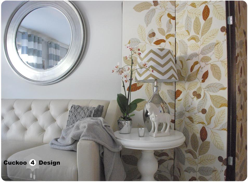 Diy room divider cuckoo4design for Diy room separator