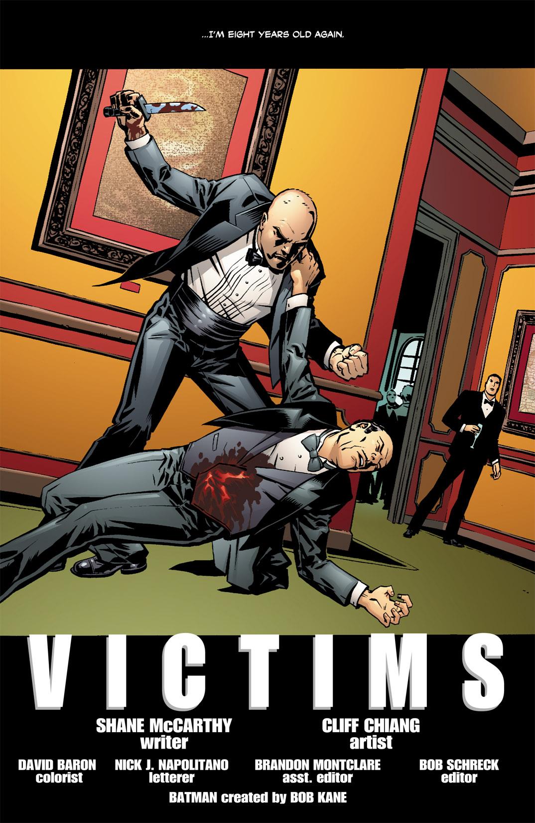Detective Comics (1937) 815 Page 2