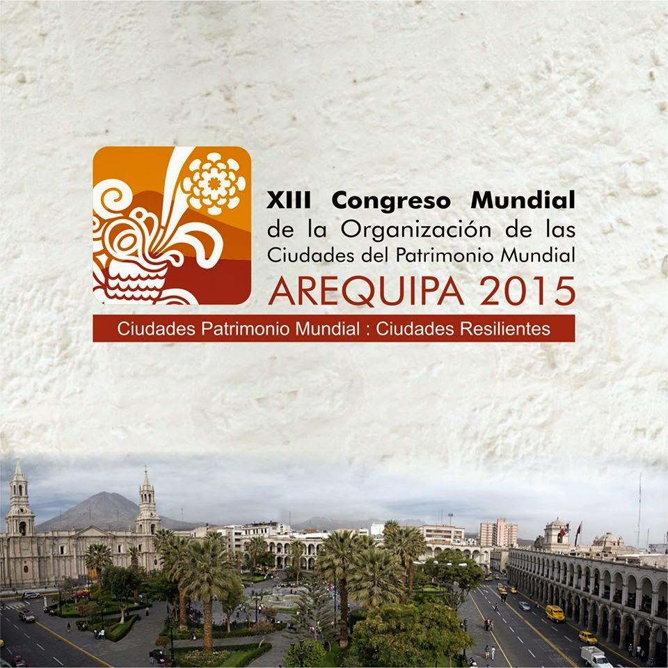 XIII Congreso Mundial de Ciudades Patrimonio 2015