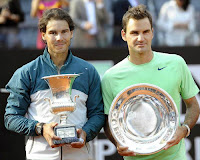 TENIS-Nadal arrasó a Federer y Serena demuestra su número 1
