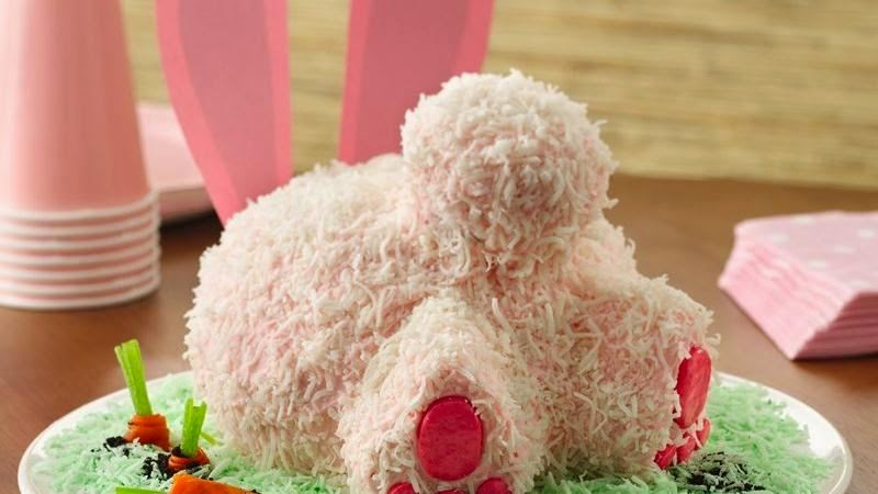 http://www.bettycrocker.com/recipes/bunny-butt-cake/09cd82c8-ada0-4de7-bd85-2cd60ef67b7f